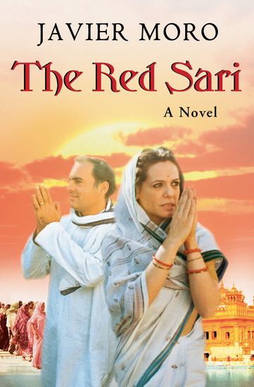 The Red Sari - A Novel - cover