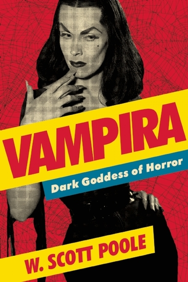 Vampira - Dark Goddess of Horror - cover