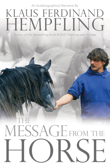 The Message from the Horse - cover