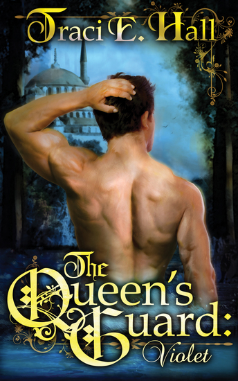 The Queen's Guard: Violet - Book One in the Queen's Guard Series - cover