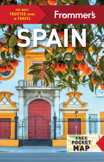 Frommer's Spain - cover