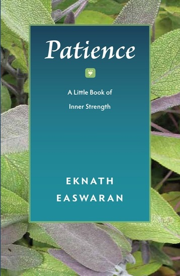 Patience - A Little Book of Inner Strength - cover