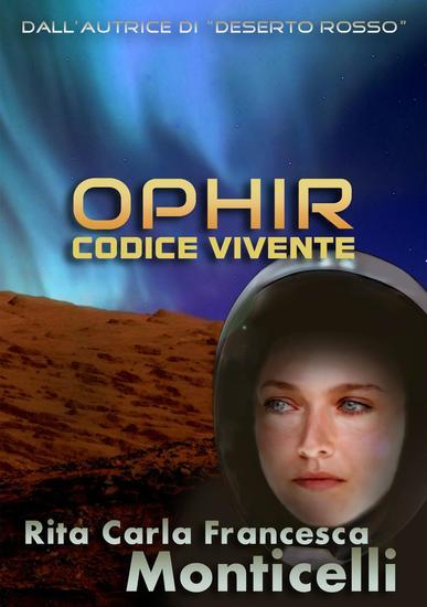 Ophir Codice vivente - Aurora #3 - cover