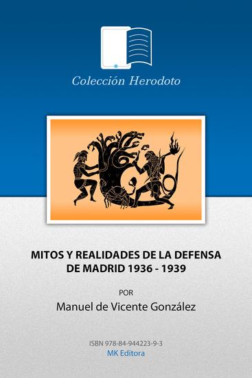 Mitos y Realidades de la Guerra Civil 1936-1939 - cover