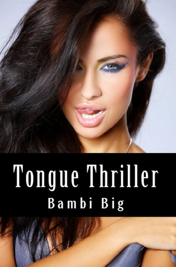 Tongue Thriller - cover