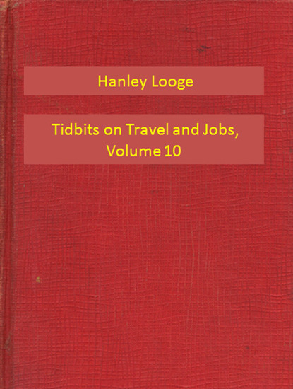 Tidbits on Travel and Jobs Part 10 - cover
