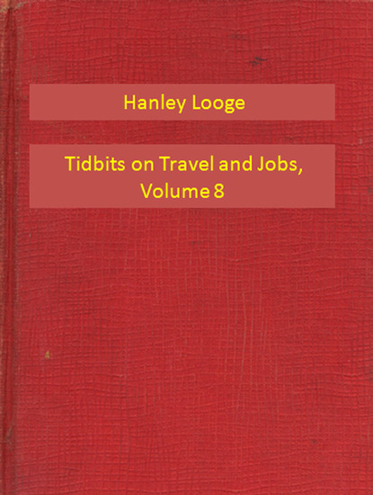Tidbits on Travel and Jobs Part 8 - cover