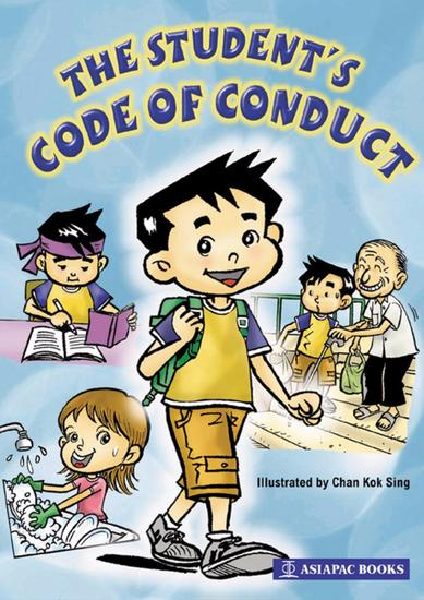 The Student's Code of Conduct - cover
