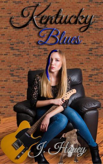 Kentucky Blues - A Heart Strings Love Affair #1 - cover