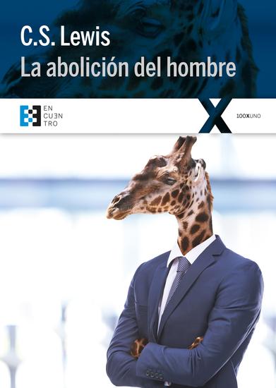 La abolición del hombre - cover