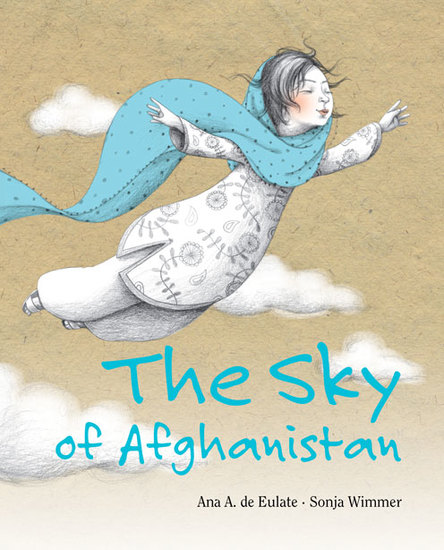 The Sky of Afghanistan - cover