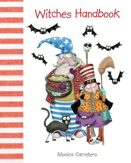 Witches Handbook - cover