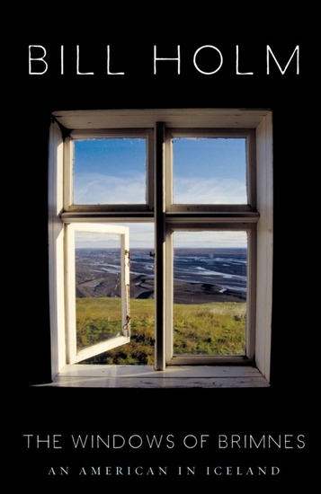 The Windows of Brimnes - An American in Iceland - cover