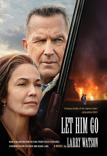 Let Him Go - A Novel - cover
