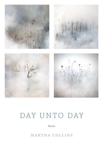 Day Unto Day - Poems - cover