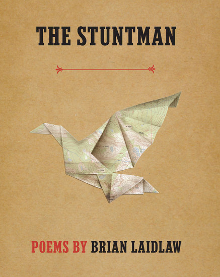 The Stuntman - Poems - cover