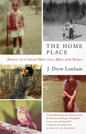 The Home Place - Memoirs of a Colored Man's Love Affair with Nature - cover