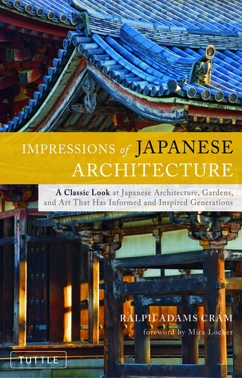 Impressions of Japanese Architecture - cover