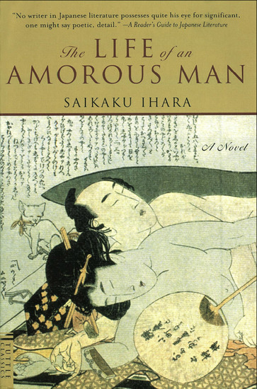 The Life of an Amorous Man - cover