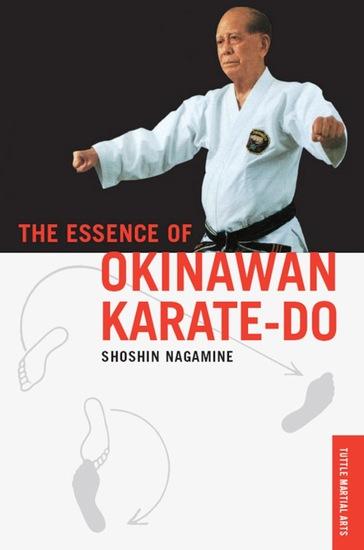 Essence of Okinawan Karate-Do - cover