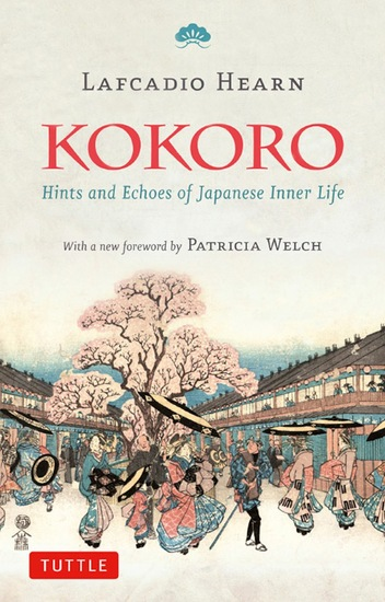Kokoro - Hints and Echoes of Japanese Inner Life - cover