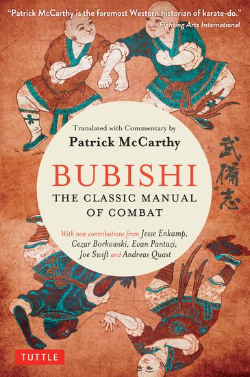 Bubishi - The Classic Manual of Combat - cover