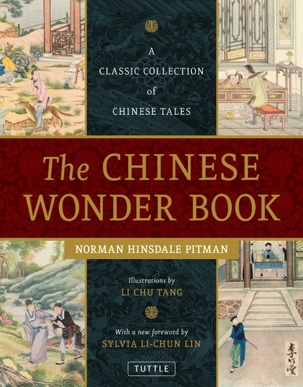 Chinese Wonder Book - A Classic Collection of Chinese Tales - cover