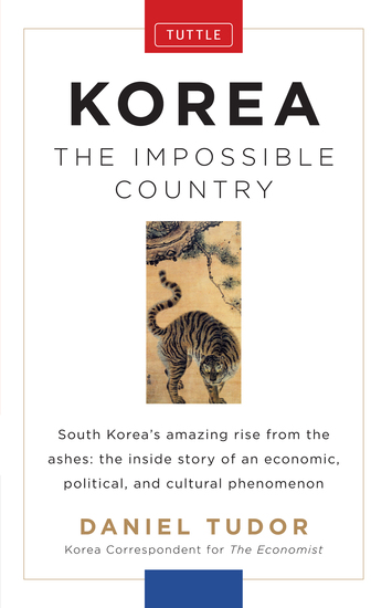 Korea: The Impossible Country - cover