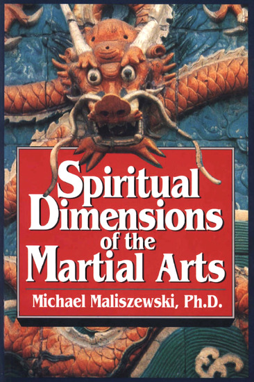 Spiritual Dimensions of the Martial Arts - cover