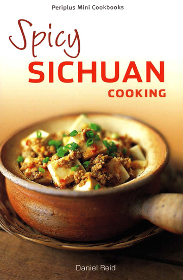 Spicy Sichuan Cooking - cover