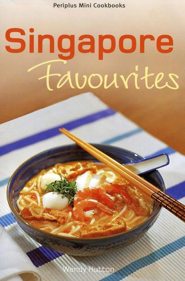Mini Singapore Favourites - cover