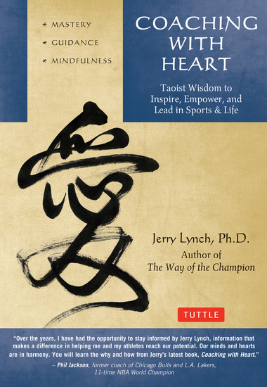 Coaching with Heart - Taoist Wisdom to Inspire Empower and Lead - cover
