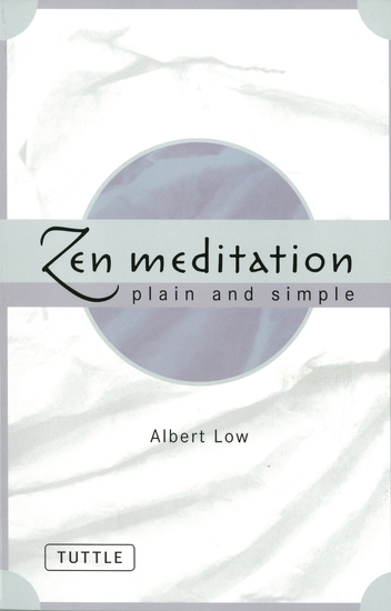 Zen Meditation Plain and Simple - cover