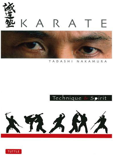Karate Technique & Spirit - cover