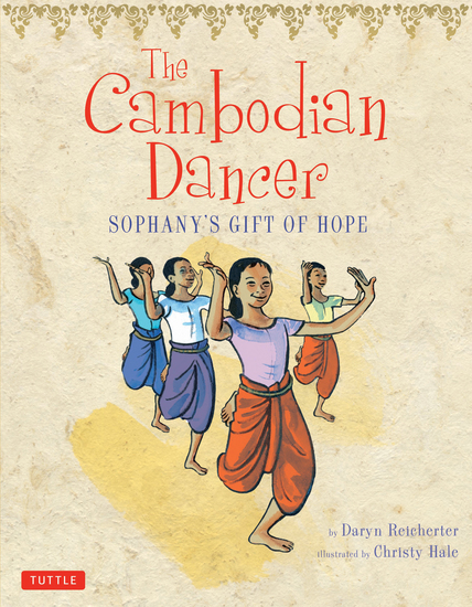 The Cambodian Dancer - Sophany's Gift of Hope - cover