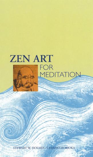 Zen Art for Meditation - cover