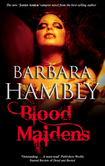 Blood Maidens - cover