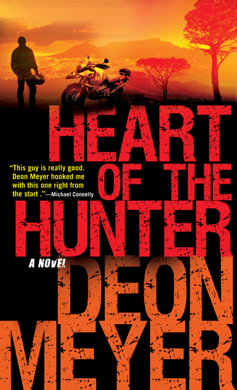 Heart of the Hunter - cover
