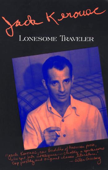 Lonesome Traveler - cover