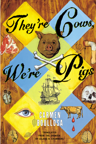 They're Cows We're Pigs - cover