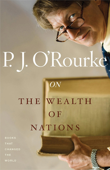 On The Wealth of Nations - Books That Changed the World - cover