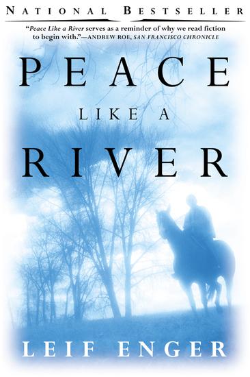 Peace Like a River - A Novel - cover