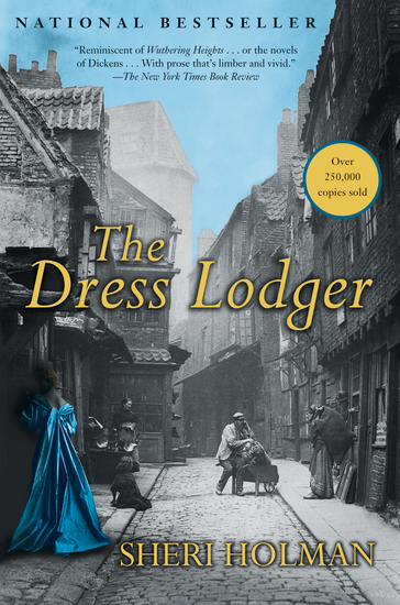 The Dress Lodger - cover