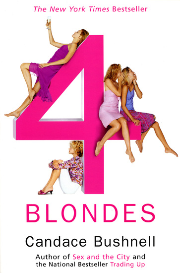 Four Blondes - cover