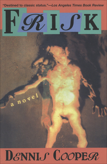 Frisk - A Novel - cover