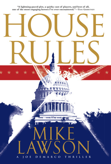 House Rules - A Joe DeMarco Thriller - cover