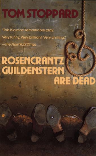 Rosencrantz and Guildenstern Are Dead - cover