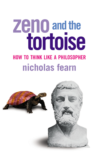 Zeno and the Tortoise - How to Think Like a Philosopher - cover