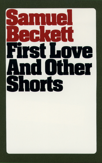 First Love and Other Shorts - cover