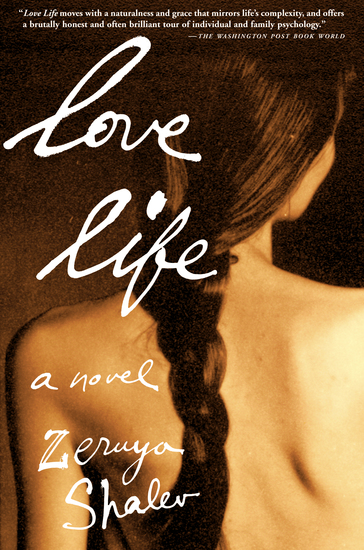 Love Life - A Novel - cover